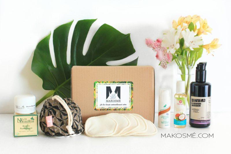 Box Beautéthique par Makosmé